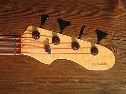 bass headstock